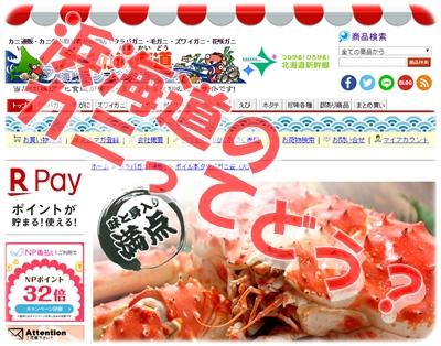 wakaura.com カニの浜海道 口コミ評判